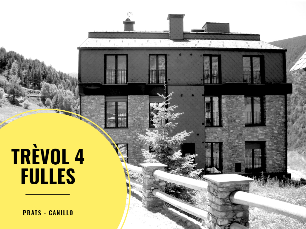 Trèvol 4 Fulles - Canillo