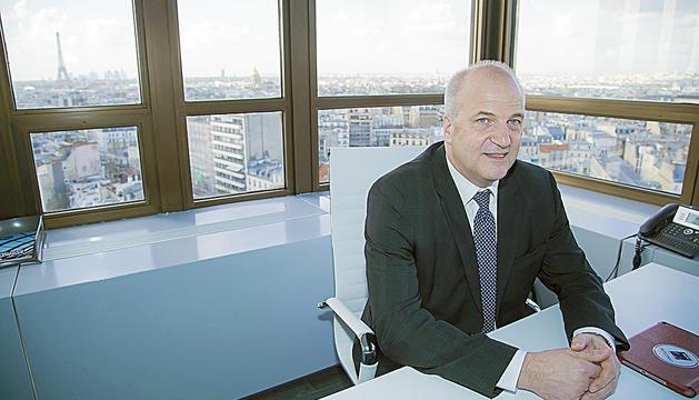 Entrevista en Andorra a Assen Makedonov - Presidente Mundial FIABCI 2018