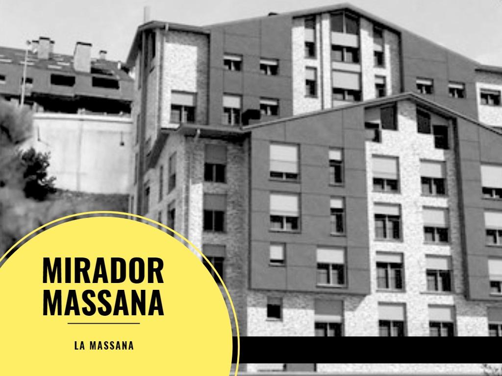 Habitatge al centre de La Massana