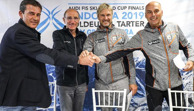 Fis Copa del Mon Esquí Alpí