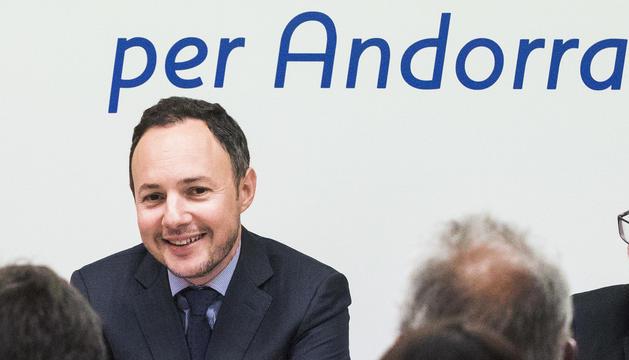 Xavier Espot Candidat DA