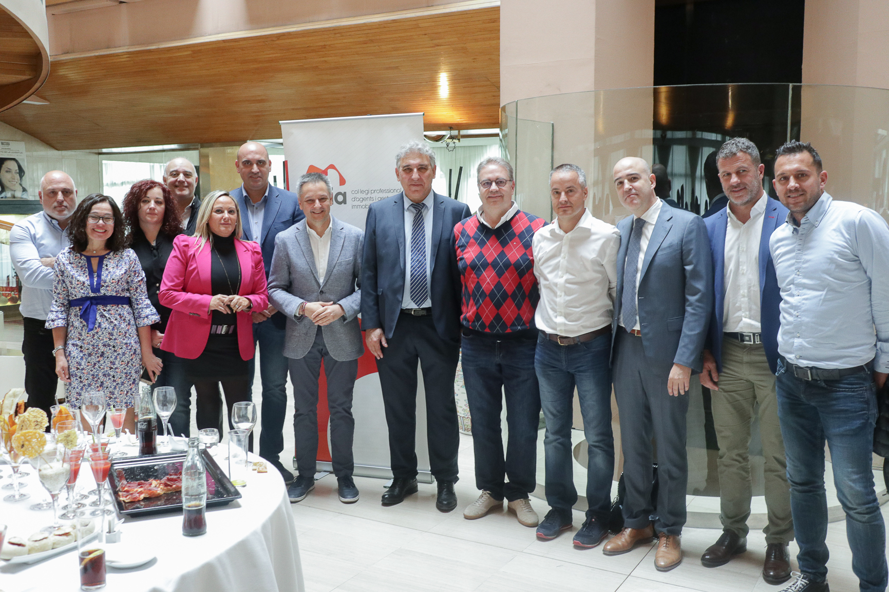 Junta AGIA Andorra 2018