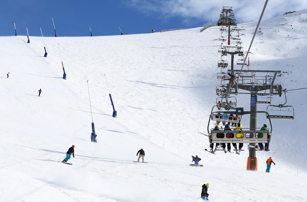 Estació Esqui Pas de la Casa Grau Roig