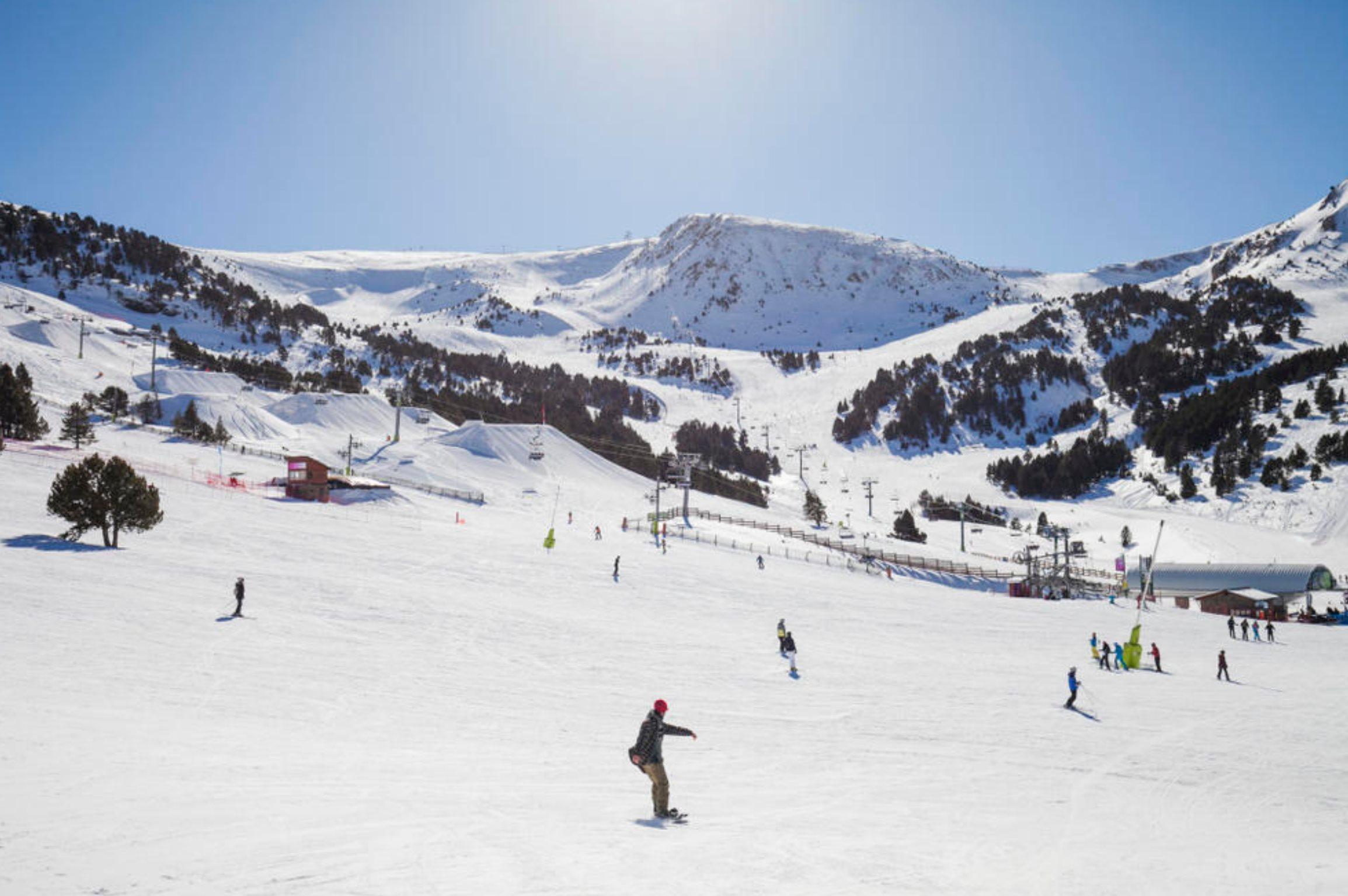 Esquí en Grandvalira i Arcalís