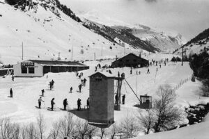 Estació Esquí Parador Canaro Incles