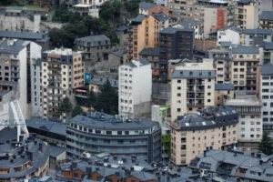 Edicifis a Andorra la Vella