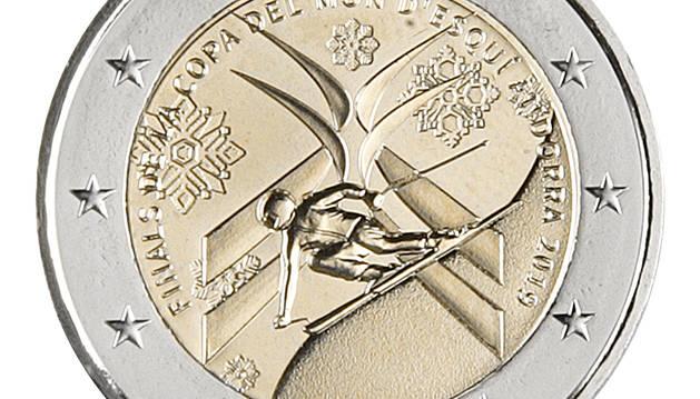 moneda Finals Copa Món esquí alpí