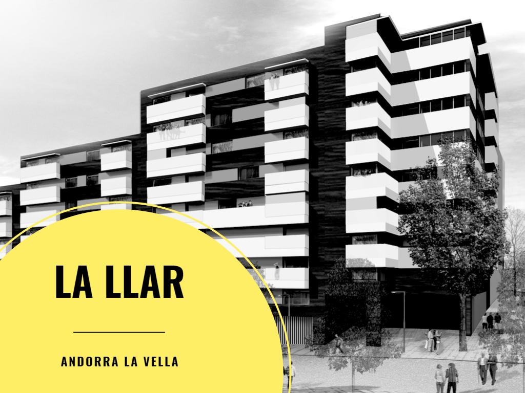 Residencial La Llar a Andorra la Vella