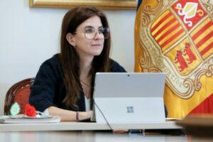 Silvia Riba – Ministra de Cultura