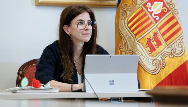 Silvia Riba - Ministra de Cultura