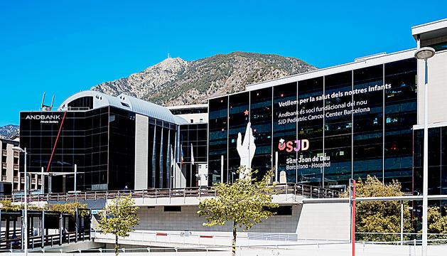 La Seu d'Andbank a Andorra