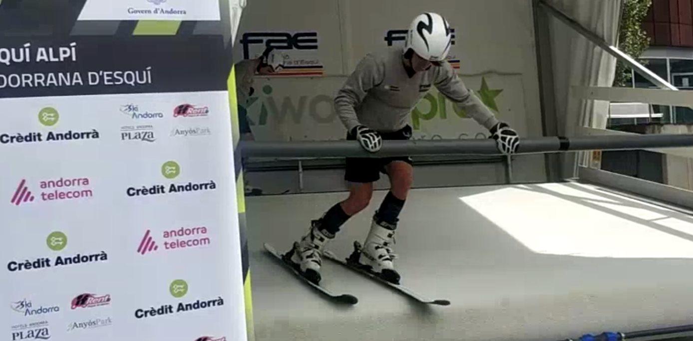 Simulador Esqui FAE